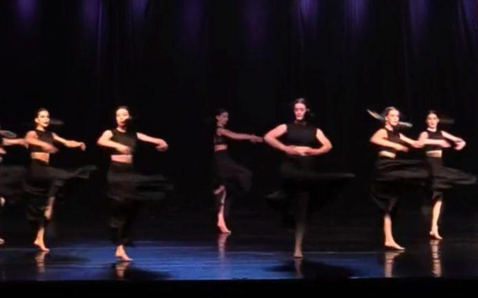 """NO ROOTS"" COUNTERPOINT DANCE ACADEMY MARDA LOOP"