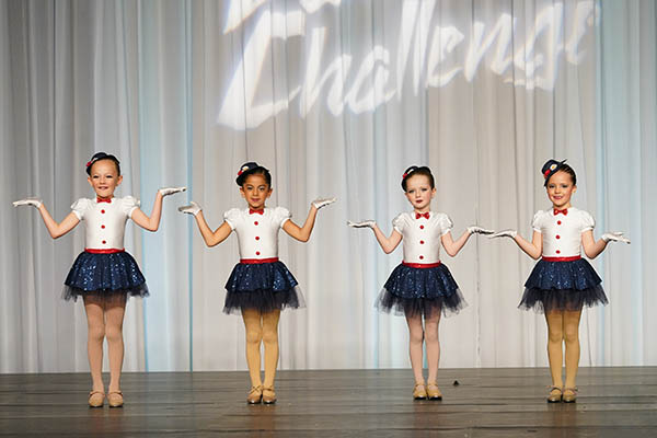 dancer competition group